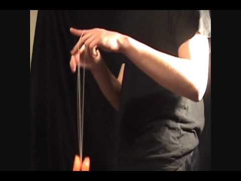 Advanced yoyo trick tutorial-