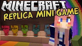 Pixel Art Race | Replica Minecraft Mini-game