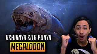 AKHIRNYA MEGALODON JADI MILIK KITA! - FEED AND GROW FISH INDONESIA #9
