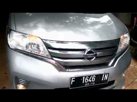 Nissan Serena [C26] Highway Star CVT Start Up & In Depth Review Indonesia