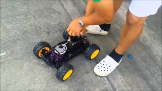 Haiboxing Gallant No.3368A by Tommotor-rc shop