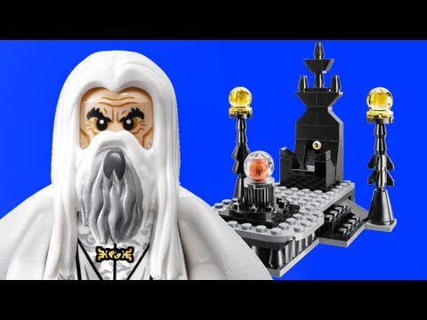 LEGO Wizard Battle 79005 LEGO Lord of the Rings LOTR Review
