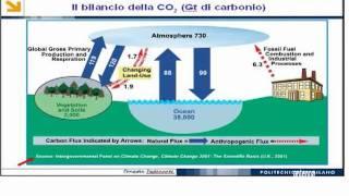 Cambiamenti Climatici Intervista Prof. E. Pedrocchi