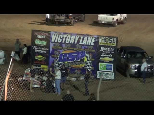 Mini Sprint Car Main Event From CSP Sept 26th 2013
