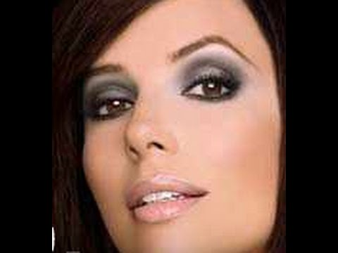 Eva Longoria Smokey Eye