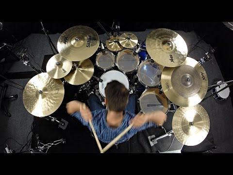Cobus - Avenged Sevenfold - Critical Acclaim (Drums Only Version) klip izle