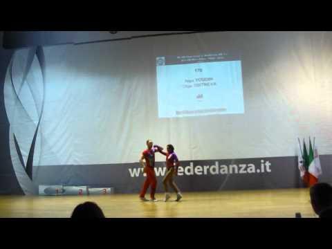 Olga Sbitneva & Ivan Youdin - Europameisterschaft 2011