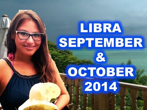 LIBRA September and October 2014