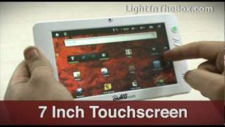 Ouku Tab (From LightInTheBox) : The Best Android Tablet Made in China