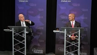 California Gubernatorial Debate - September 4, 2014