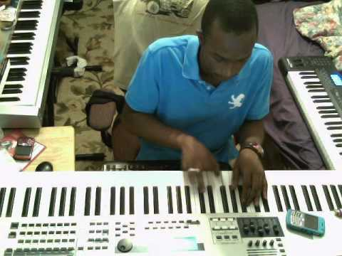 Reason 4 Jazz Beat  - Freestyle With Jazz Chords And Runs (George Coalton Brown)