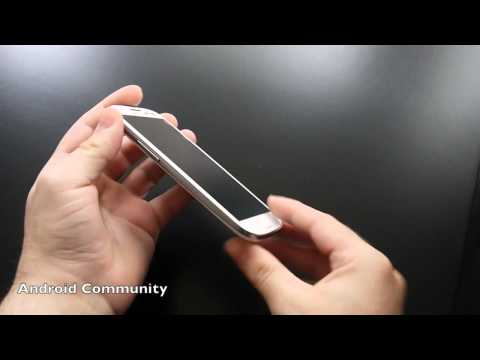 Verizon Galaxy S III unboxing