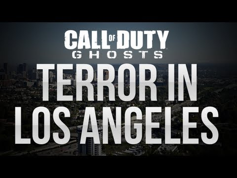 Call of Duty: Ghosts - TERROR IN LOS ANGELES - CENTERPIECE FOR THE STORY LINE!