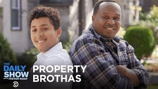 Property Brothas - Trump's Boyhood Home Is on the Market | The Daily Show