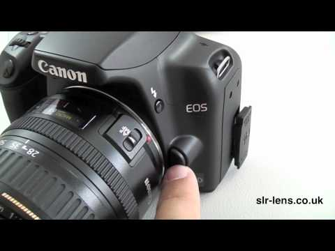Canon 1000D / Digital Rebel XS review