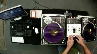 DJ Tutorial - Beatmatching in Serato Scratch Live | Online DJ School