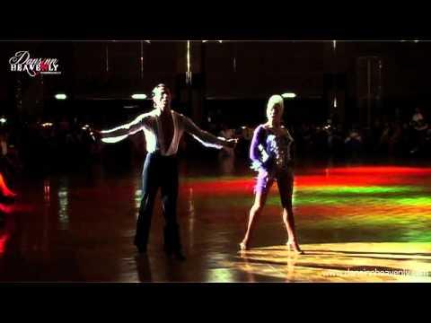 Michael Malitowski & Joanna Leunis Samba 2012 Dansinnheavenly Pro:am Showcase video
