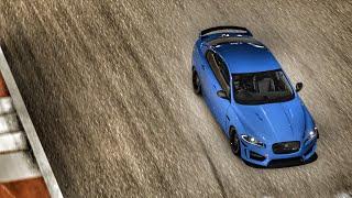 Jaguar XFR-S - Yas Marina Circuit (Forza Motorsport 7)
