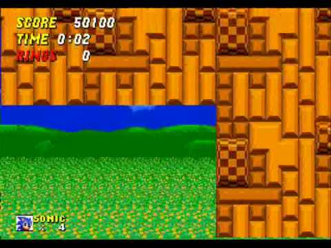 Funny Sonic 2 Dump 2: Sonic on the Master Emerald