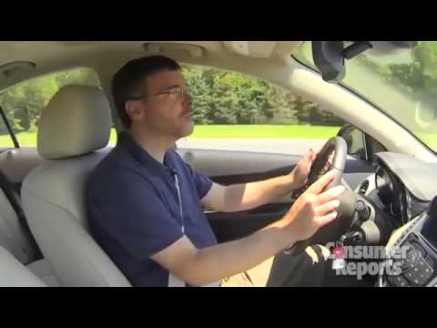 2014 Chevrolet Cruze Diesel quick take Consumer Reports
