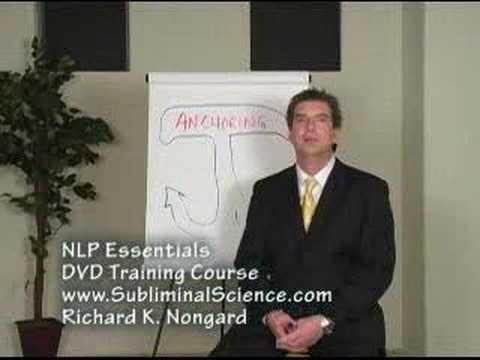 NLP Anchoring Explained