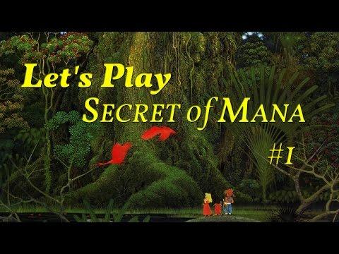 Let's Play Secret of Mana #1: Der Junge und das Schwert