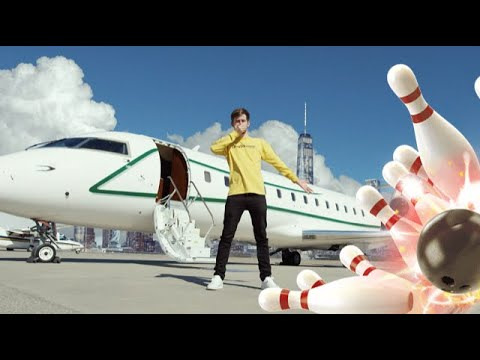 download song BOWLING ON A PRIVATE JET - Unmasked Vlog (#16) free
