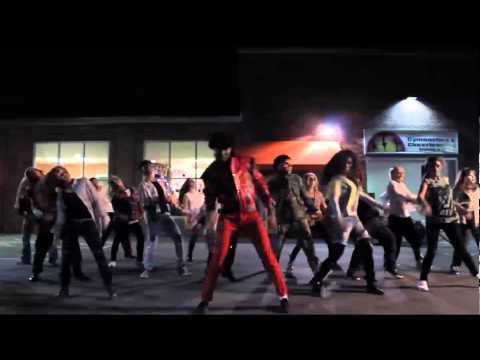 Michael Jackson Thriller Monster Mash (Music Video)