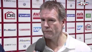 Coaches Corner - Adler Mannheim vs.Düsseldorfer EG am 20.02.2015