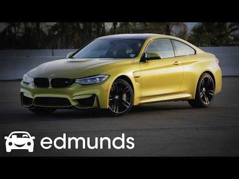2018 BMW M4 Competition Package Test Drive   Edmunds