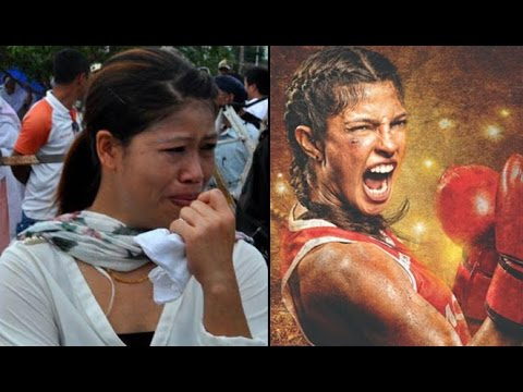 Priyanka Chopra: 'Mary Kom cried while watching her biopic'
