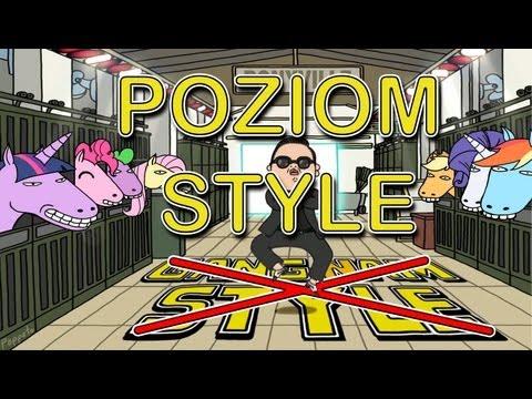 Poziom Style - Parody to PSY