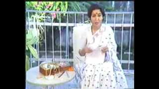 Old Indian Ads -Indian TV Classic Surf Lalita Ji Commercial