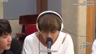 [ENG SUB] BTS V singing Hug Me and Hold Me Tight Live Cut - 151702 Sukira