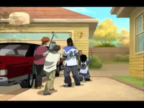 The Boondocks Grandads Moments Season 1 video