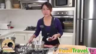 Thai Food   Massaman Beef Curry 2014