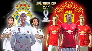 Real Madrid vs Manchester United - UEFA Super Cup 2017 - Official Movie Promo | HD