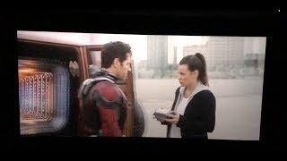 Ant man 2 scene Post generique de fin Explication [FR] [VF]