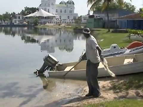 Contribuye Marina Marlin de Cienfuegos a protección del medio ambiente