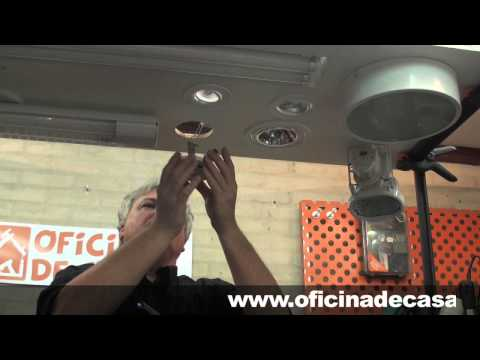 Lâmpadas halógenas - Como trocar