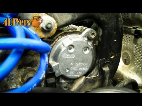 DIY: Volvo 850 T5 Camshaft Sensor Replacement