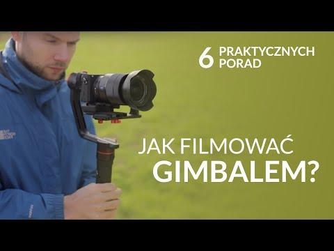 Jak FILMOWAĆ GIMBALEM – 6 Praktycznych Porad