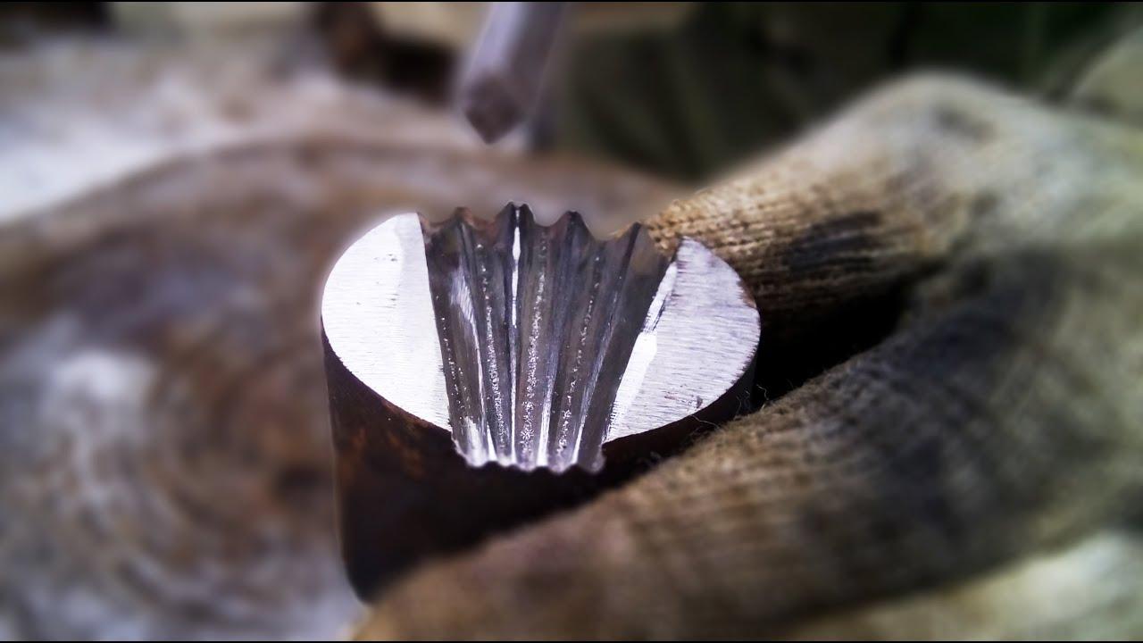 Кованые гусиные лапки