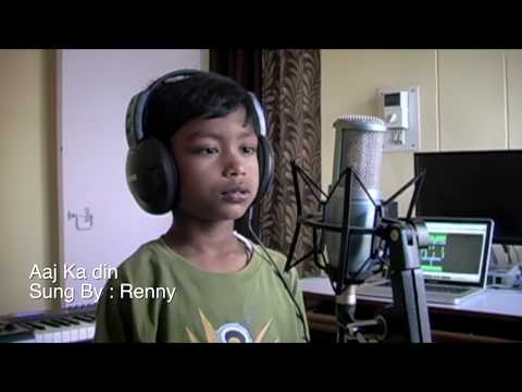 Aaj Ka Din By 6 Year Old Renny video