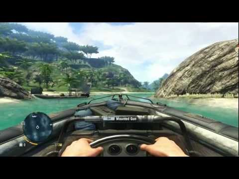Far Cry 3 Gameplay on Asus Nvidia GT 640 2GB DDR 3