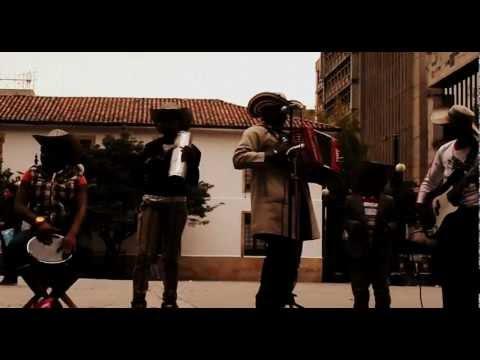 Música En Las Calles De Bogotá
