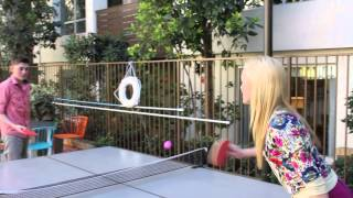 Ping Pong with Peyton & Spencer List!