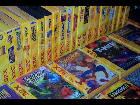 Sega 32X Collecting on the Rise? #CUPodcast