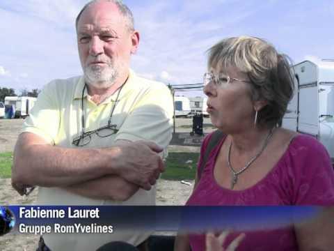 Roma in Frankreich leben in Angst vor Abschiebung