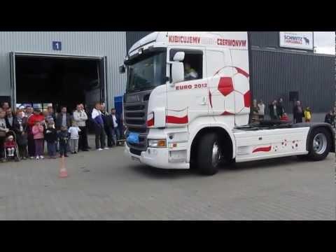 Pomorska Miss Scania 2012 - Gdańsk